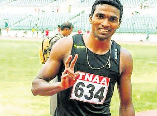 Sudha secures Olympic berth