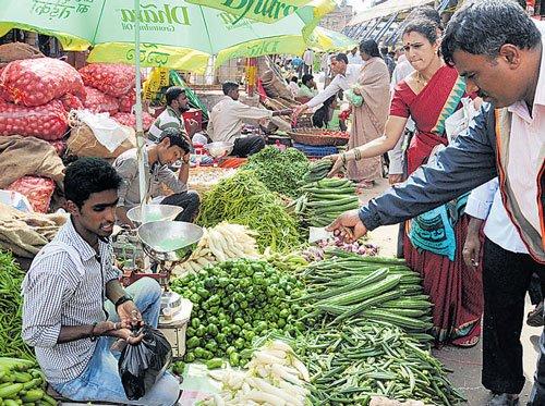 Farming with waste water a health hazard