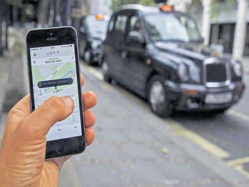 Uber brings back surge pricing in city