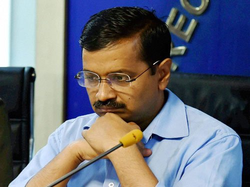BJP slams Kejriwal for doubting Modi's degrees