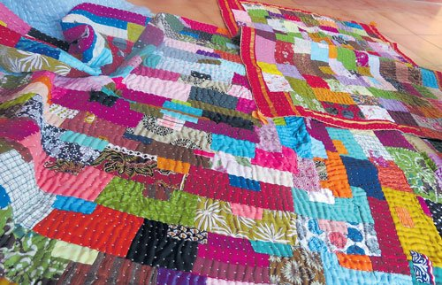 Quilting a tradition
