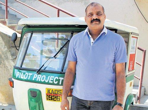E-autos to the rescue of pollution-choked Bengaluru