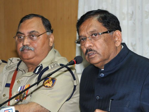 Minister hints at tough steps to better policing