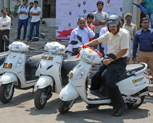 New bike rental service launched