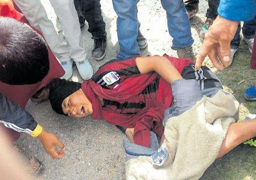 Tawang police firing leaves 2 dead