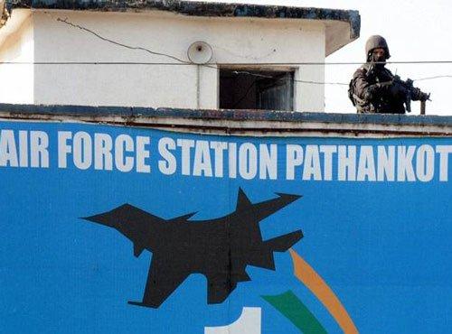 Par panel raps govt for terror attack in Pathankot airbase