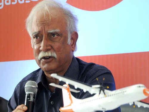 Proposal to ensure air ticket for Rs 2,500 for 1-hr journeys