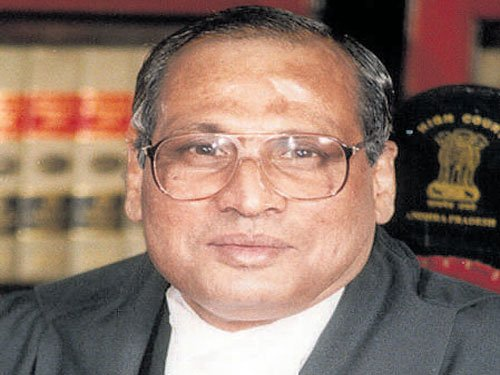 Guv withholds consent to Justice Nayak as Lokayukta