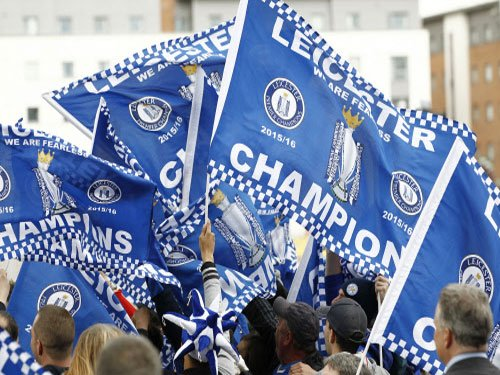 'Leicester's triumph proves anything is possible'