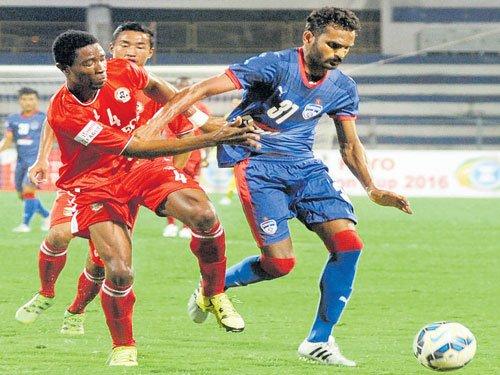 Aizawl knock Bengaluru FC out