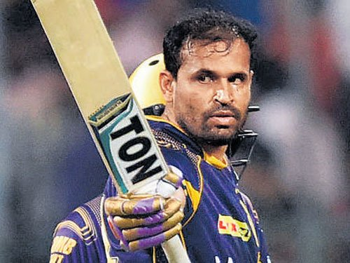 Gambhir's backing helped me perform, says Pathan