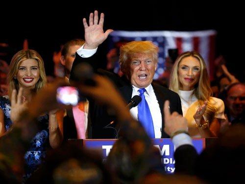 Trump 'presumptive' nominee as Cruz is out