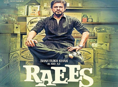 'Raees' shifted to 2017, won't clash with 'Sultan'
