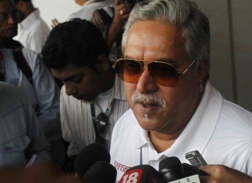 Rajya Sabha Chairman accepts Mallya's fresh resignation