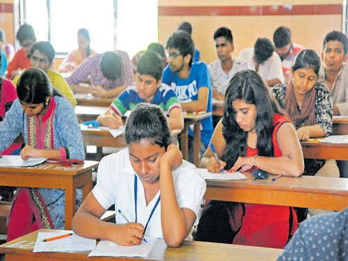 Students find biology easy, but worried about future of CET