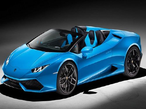 Lamborghini rolls out new Huracan Spyder at Rs 3.89 crore
