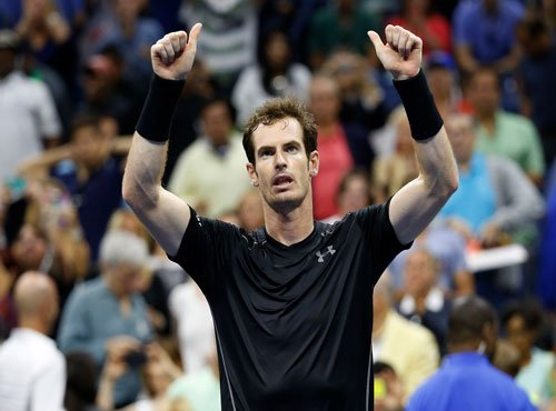 Murray eases into quarterfinals