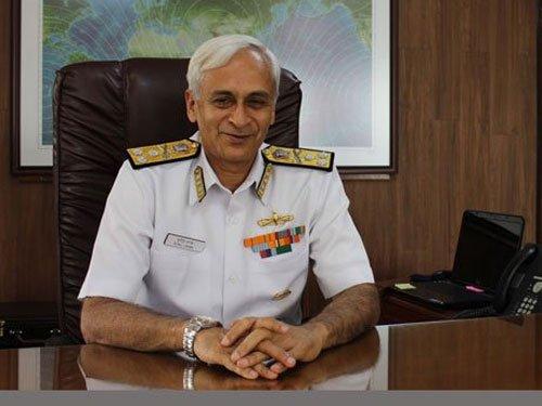 Sunil Lanba  to be next Navy chief