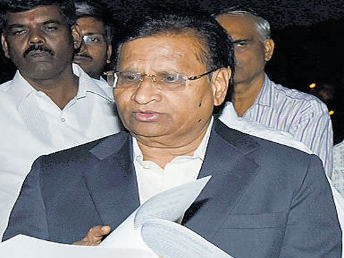 Lokayukta complaint against CMover appointment of KSPCBchief