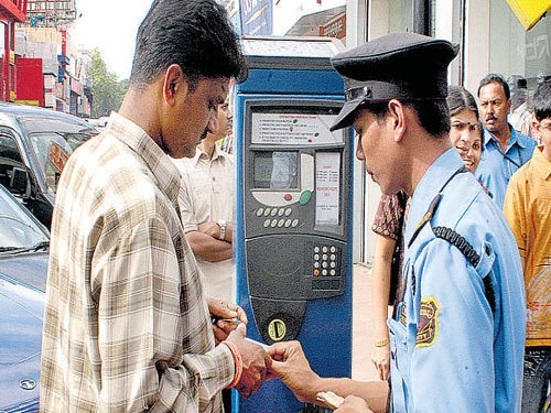 No end to parking woes as new system fails to take off