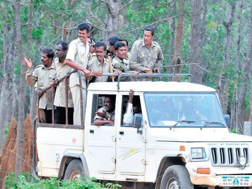 Non-cognisable offences: Forest officials get guidelines