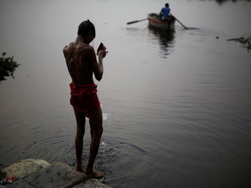Acute water shortage in many Delhi areas
