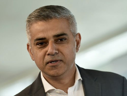 Pakistani bus driver's son Sadiq Khan is new mayor of London