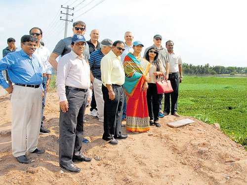 Canadian solution may help reviveDalwoy lake
