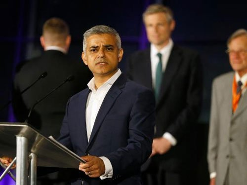 London gets first Muslim mayor; Labour returns