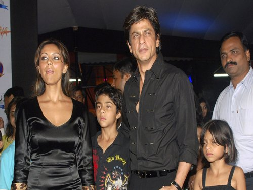 I love fulfilling desires of my children: Shah Rukh Khan