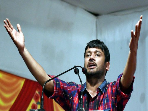 How can a mother punish children on biased reports? Kanhaiya to Irani