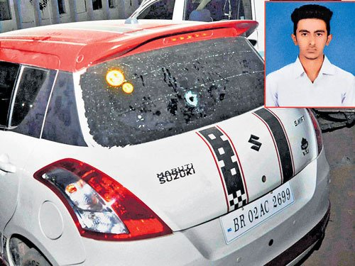 JD(U) MLC's son guns down youth for overtaking car
