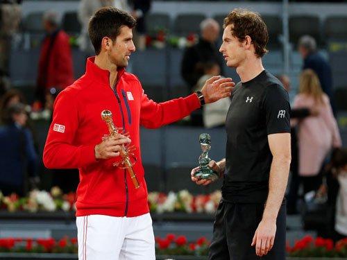 Djokovic beats Murray to win record 29th Masters title