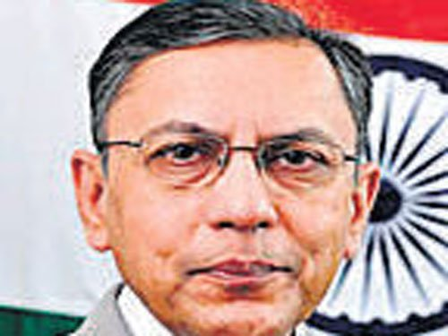 Nepal rejects reports on govt mulling Indian envoy's expulsion