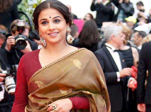 Jaya ma'am personifies simplicity: Vidya Balan