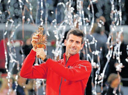Djokovic reigns supreme in Madrid