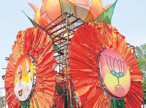 Arun Kumar of RSS is  BJP's key functionary