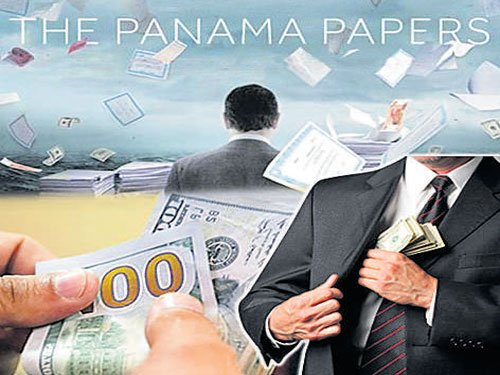 Panama Papers database on shell companies goes online