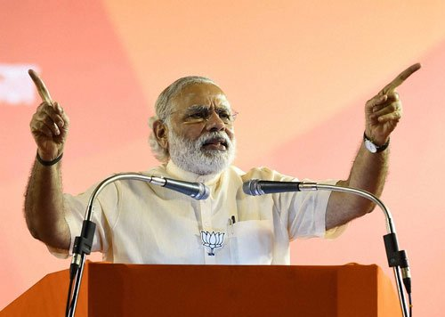 Test schemes carefully, says Modi