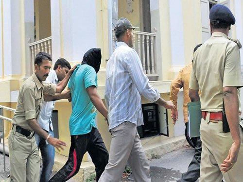 History-sheeter's murder: Cops nab 'prime accused'