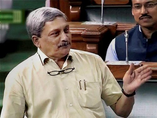 No more killing of old animals in Army: Parrikar