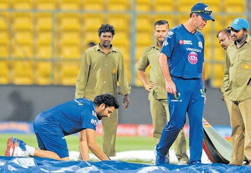 Mumbai test for Kohli's Bangalore