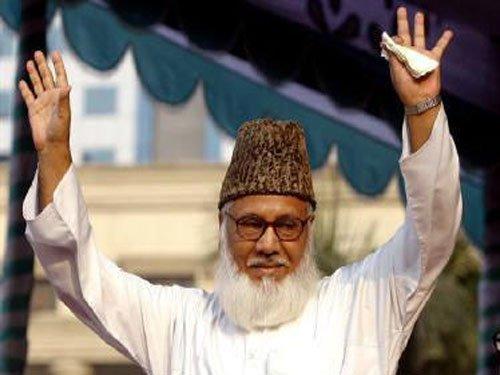 Bangladesh hangs Jamaat-e-Islami chief for 1971 war crimes