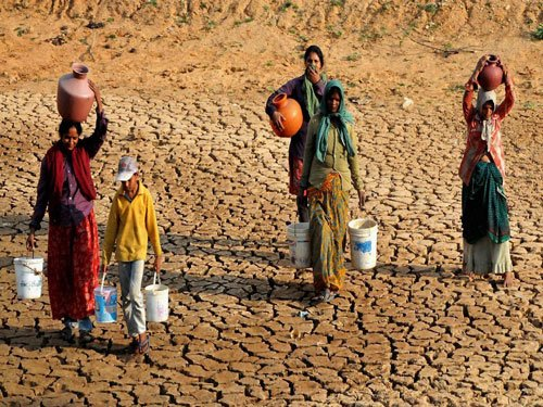 Buck stops with Centre in dealing with drought situations: SC