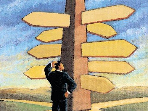 Career: journey or destination?