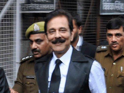 SC extends Subrata's parole