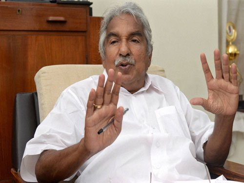 Chandy flays Modi for his silence over Somalia remark row
