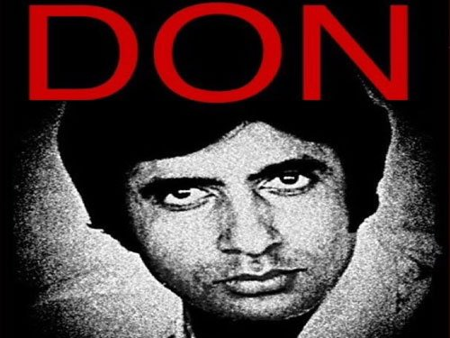 Amitabh Bachchan feels 'blessed' as 'Don' completes 38 years