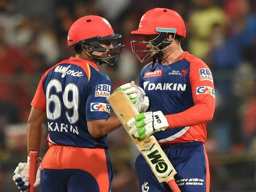 Daredevils beat Sunrisers by 7 wickets