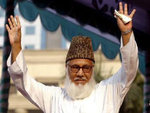 Pak, B'desh summon each other's envoys over Nizami's execution